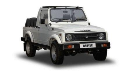 Maruti Suzuki Gypsy King