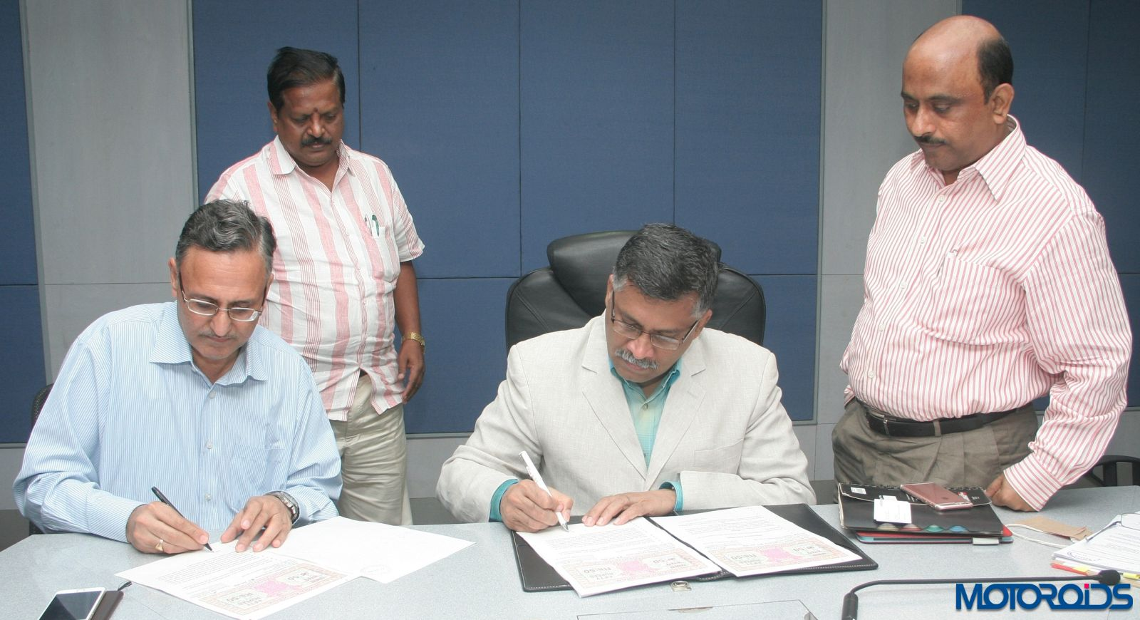 Maruti Suzuki and Government of Andhra Pradesh to set up Institute of Driving Training and Traffic Research (1)