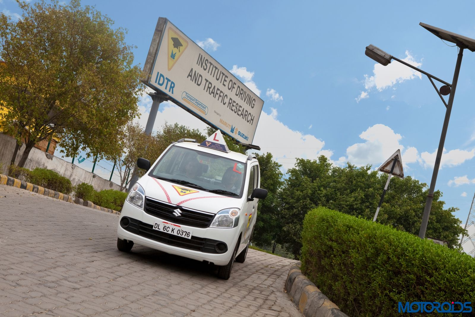 Maruti Suzuki and Government of Andhra Pradesh to set up Institute of Driving Training and Traffic Research (3)