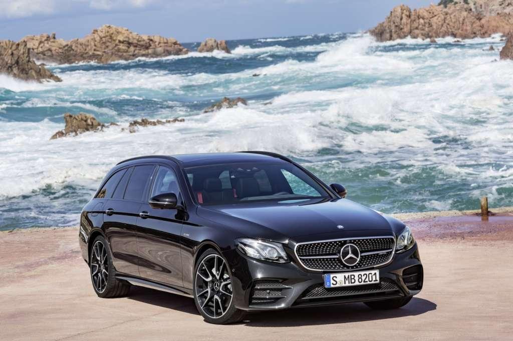 Mercedes-AMG E 43 4MATIC Estate (5)
