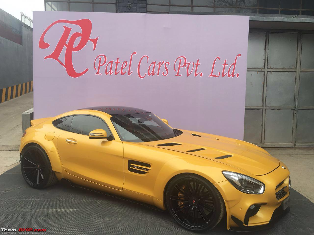 Mercedes AMG-GT by Prior Design (1)
