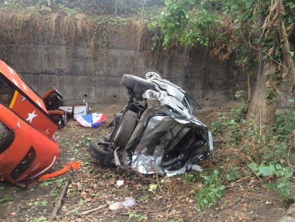 Mumbai-Pune Expressway Accident (2)