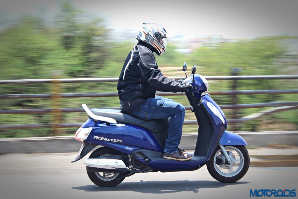 New 2016 Suzuki Access action (2)