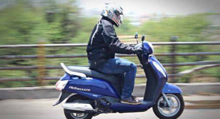 New 2016 Suzuki Access action (2)