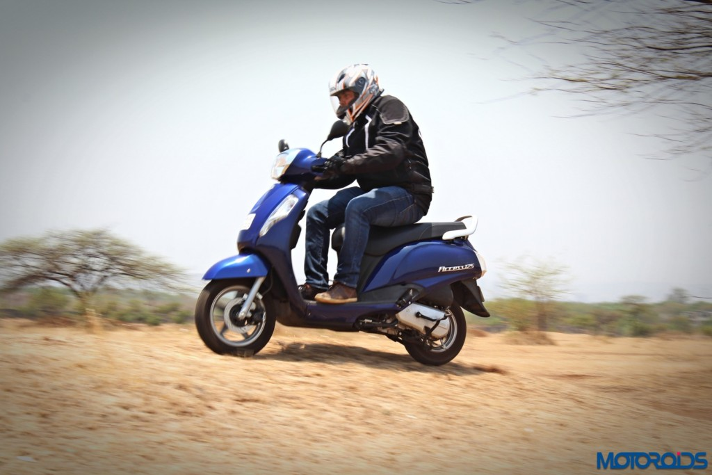 New 2016 Suzuki Access off road (6)