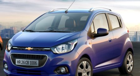 New Chevrolet Beat