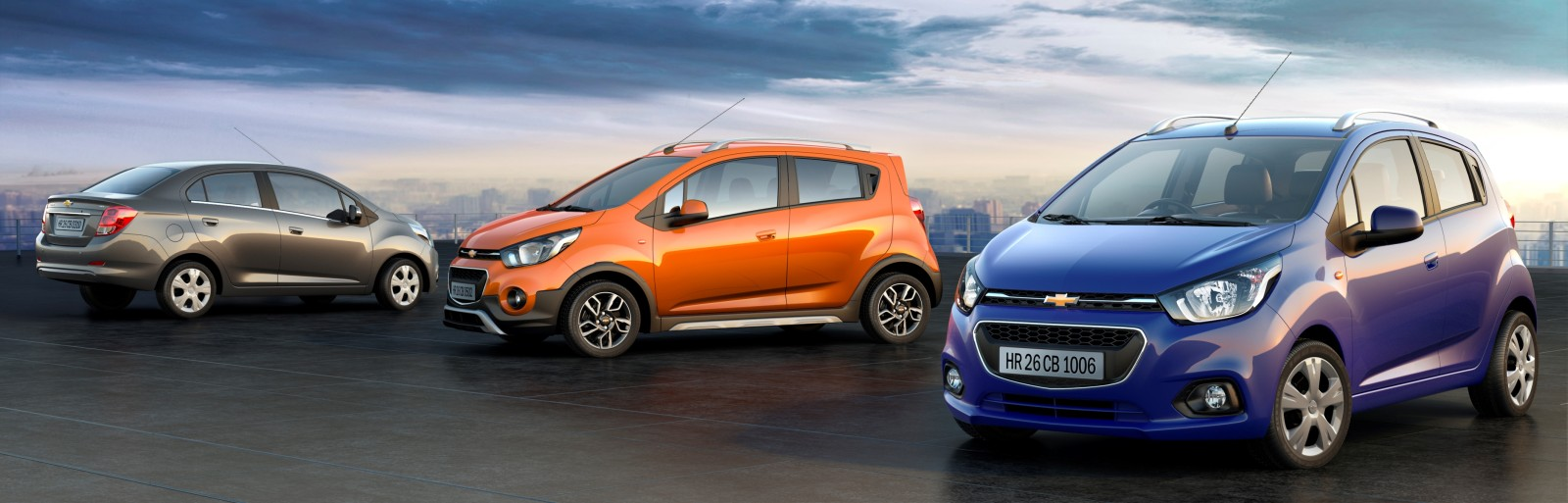 New Exciting Chevrolet cars for India
