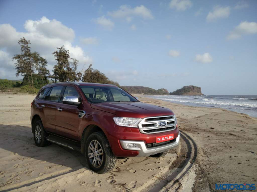 New Ford Endeavour 3.2 AT (121)