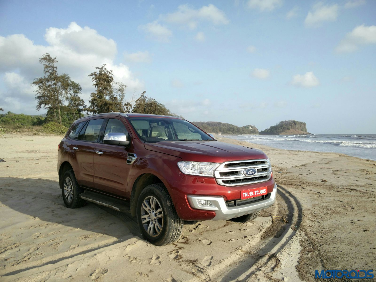 New Ford Endeavour 3.2 AT (125)