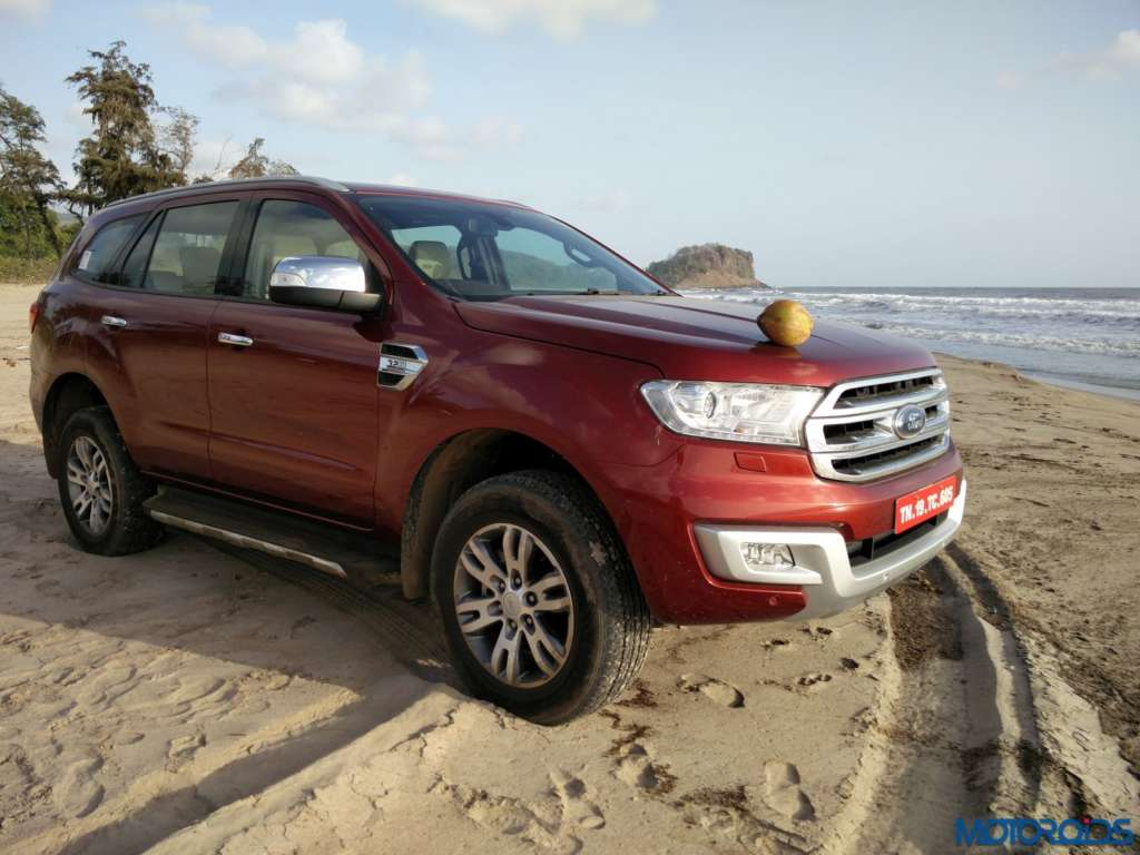 New Ford Endeavour 3.2 AT (129)