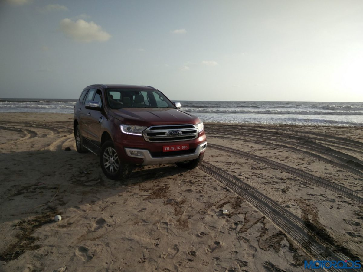 New Ford Endeavour 3.2 AT (155)