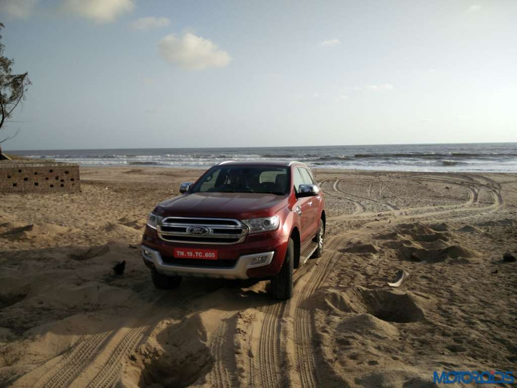 New Ford Endeavour 3.2 AT (53)