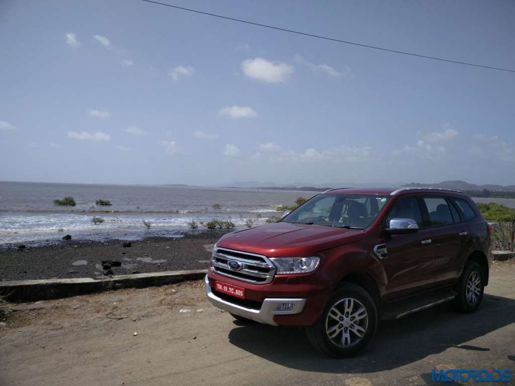 New Ford Endeavour 3.2 AT (80)