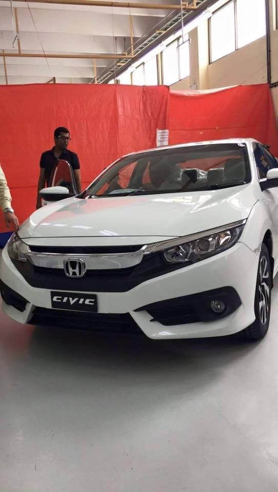 New Honda Civic Pakistan