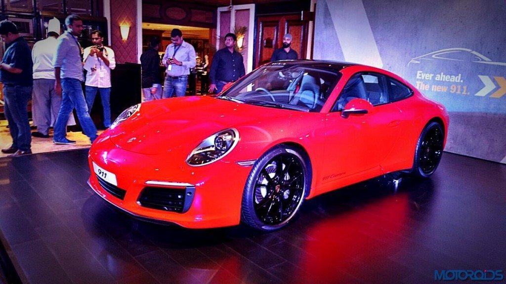 New Porsche 911 India (2)