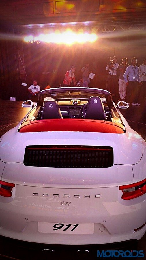 New Porsche Carrera And Carrera S Launched In India Starts At - Porsche roadside assistance