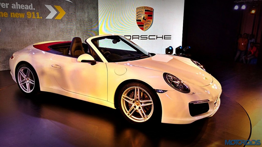 New Porsche 911 launched in India (7)