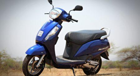 New Suzuki Access 125 (4)