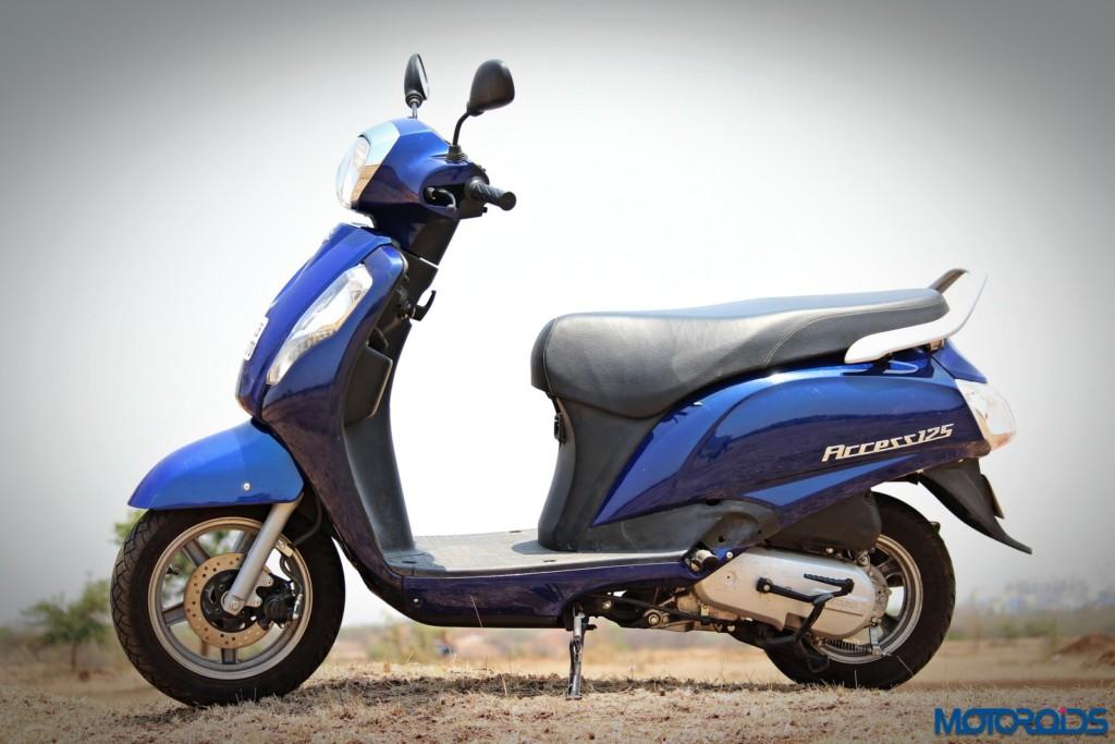 New Suzuki Access 125 (5)