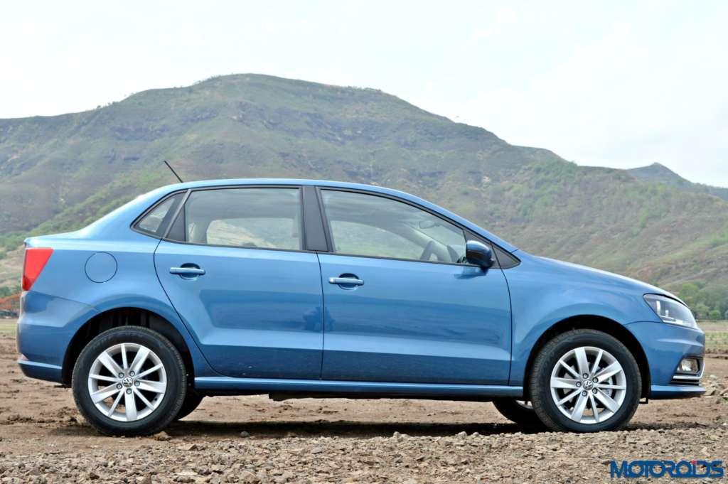 New Volkswagen Ameo Review (102)
