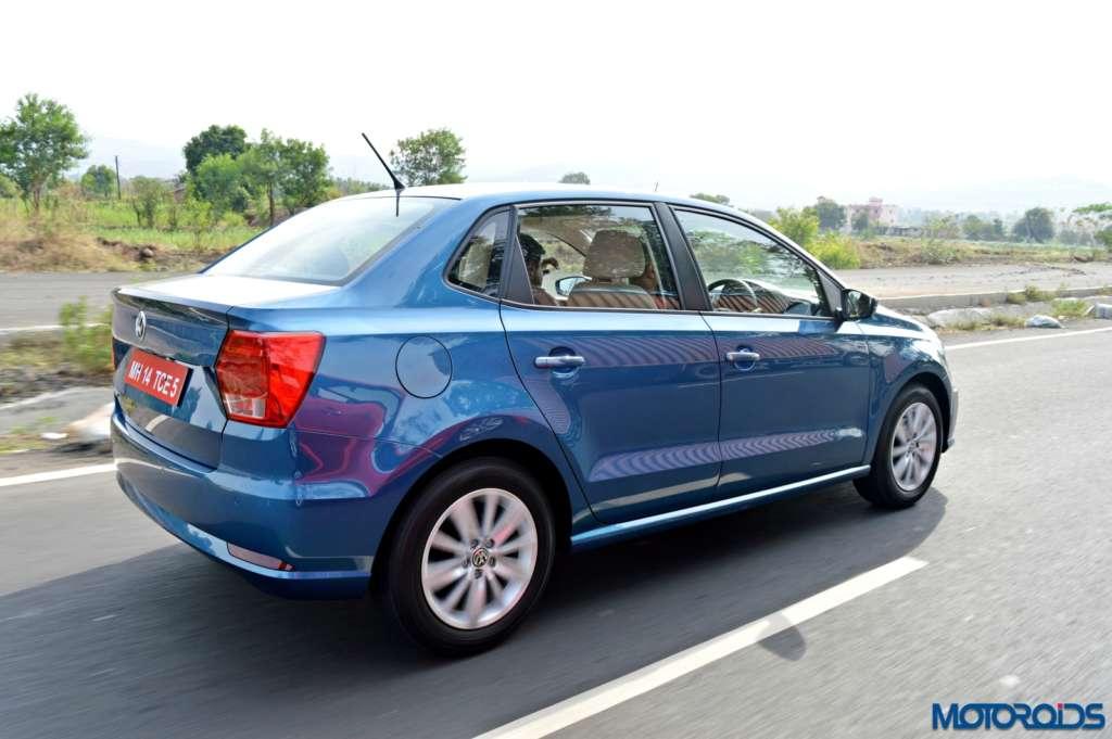 New Volkswagen Ameo Review (74)
