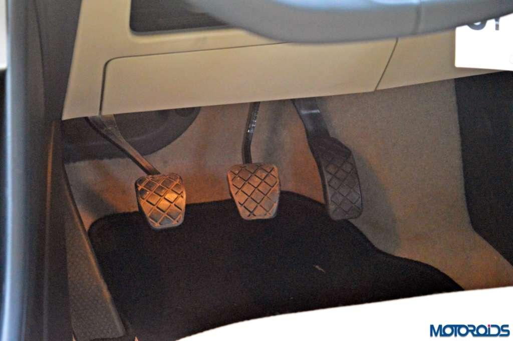 New Volkswagen Ameo ambient lighting(5)