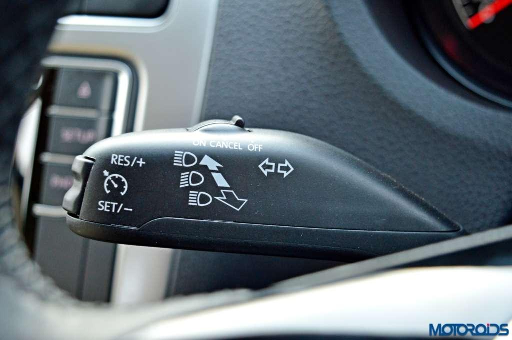 New Volkswagen Ameo cruise control(16)