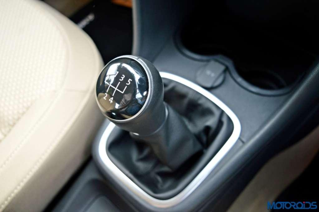 New Volkswagen Ameo gear lever(13)