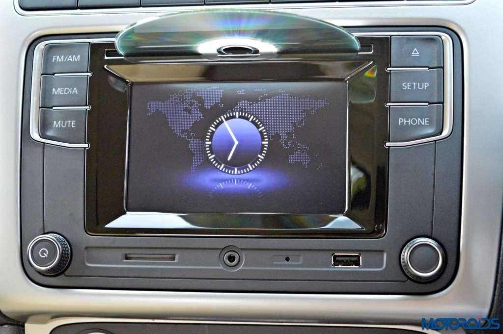 New Volkswagen Ameo infotainment system(8)