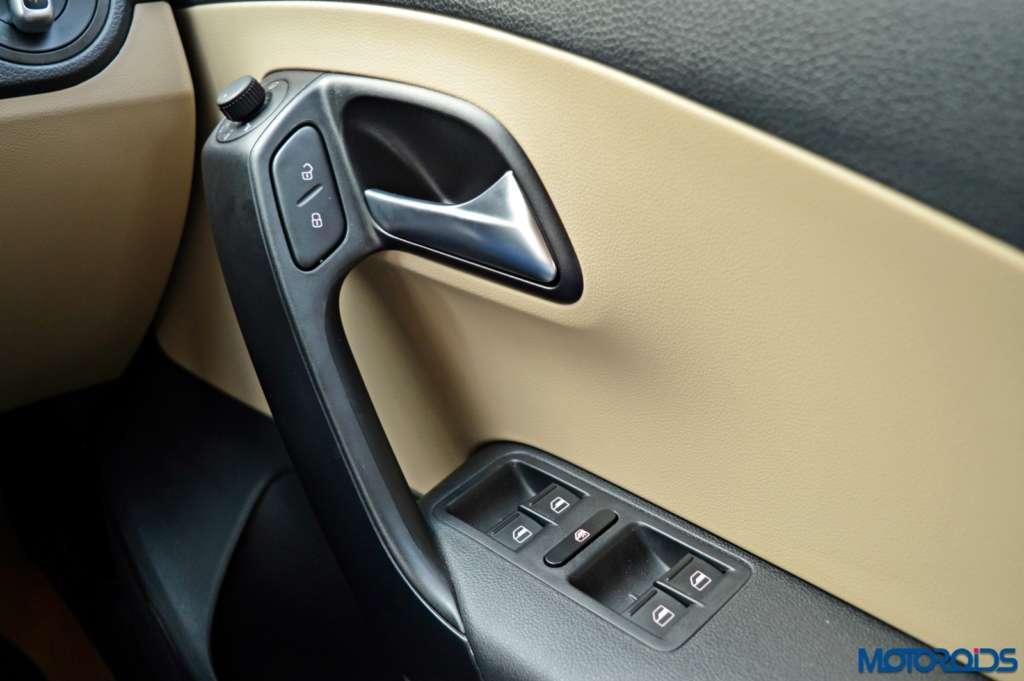 New Volkswagen Ameo power window control panel(15)