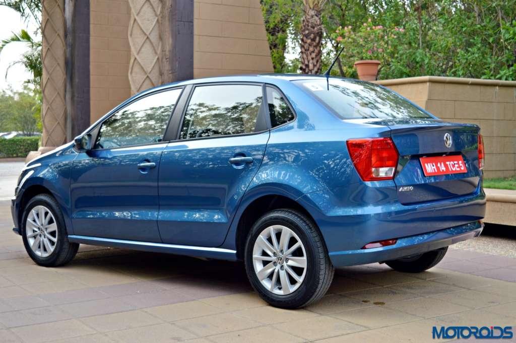 New Volkswagen Ameo side profile(28)