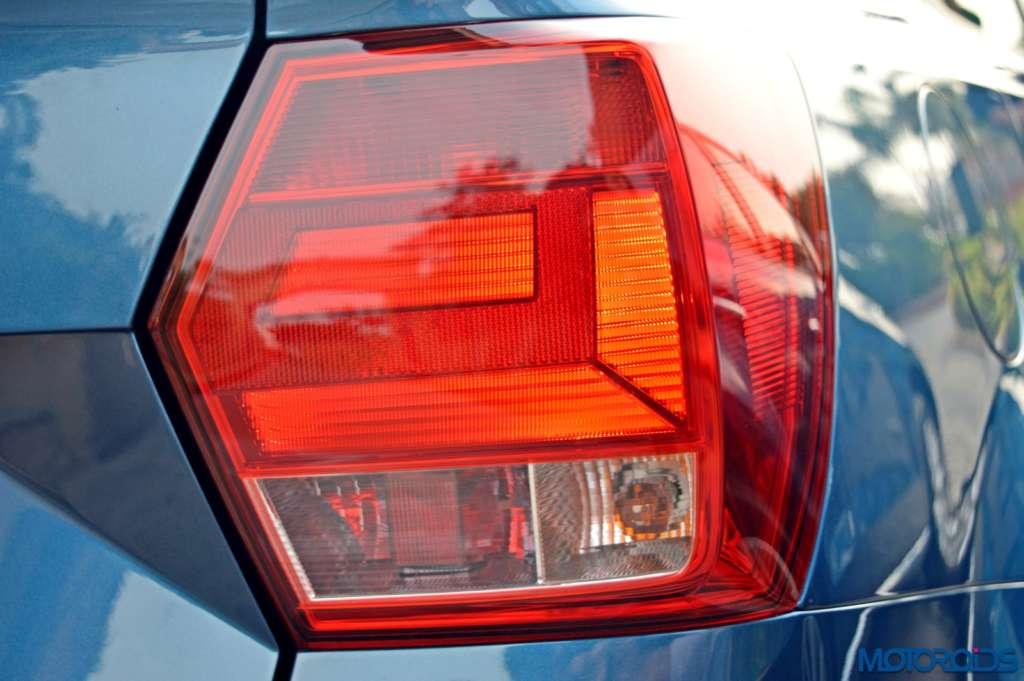 New Volkswagen Ameo tail light pattern(26)