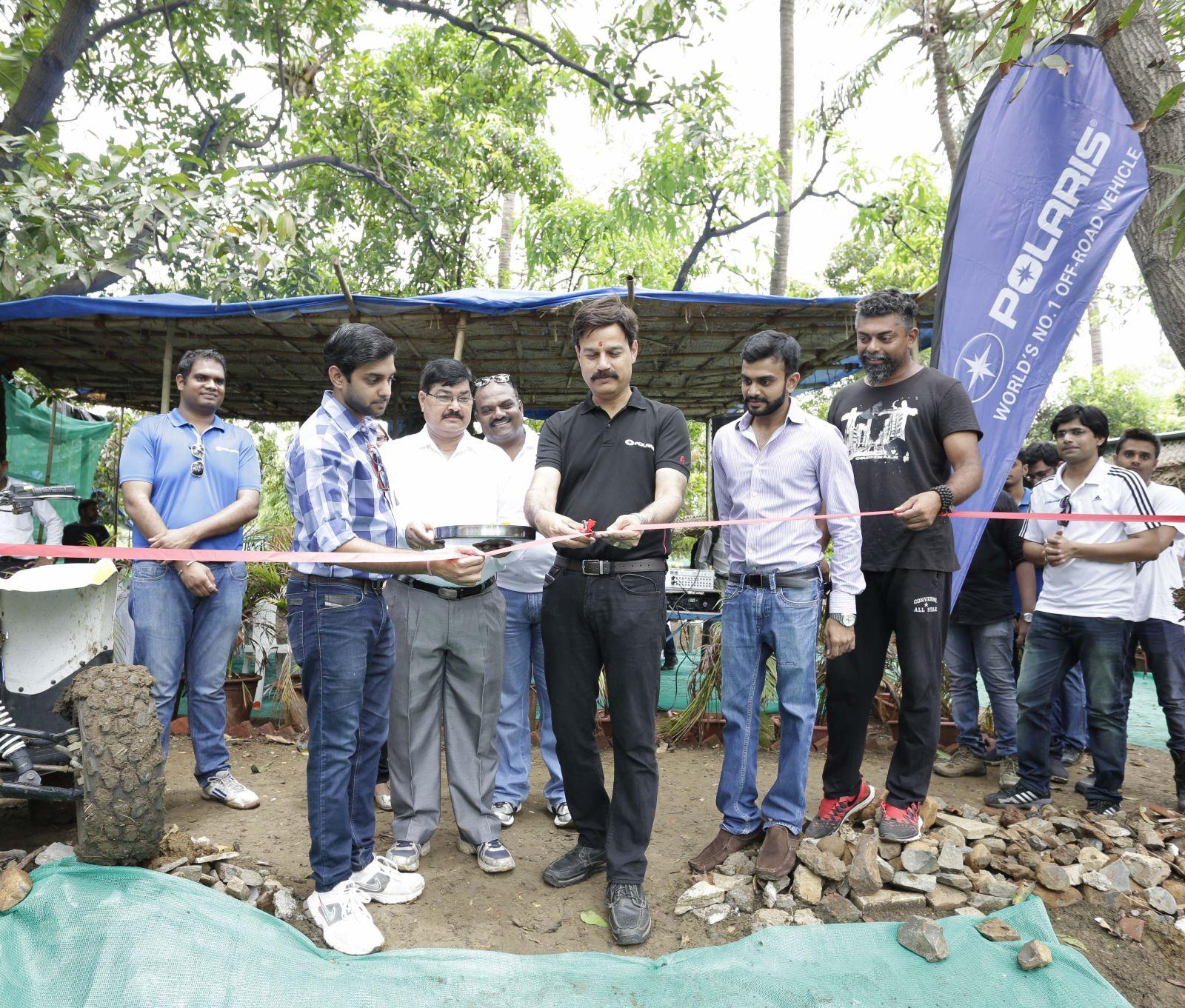 Polaris India opens its third Polaris Experience Zone (PEZ) in Malad (4)