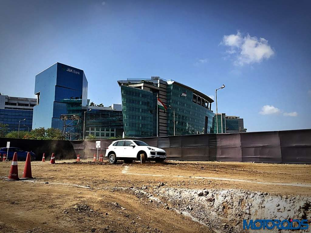Porsche Cayenne and Macan off-roading BKC MMRDA (6)