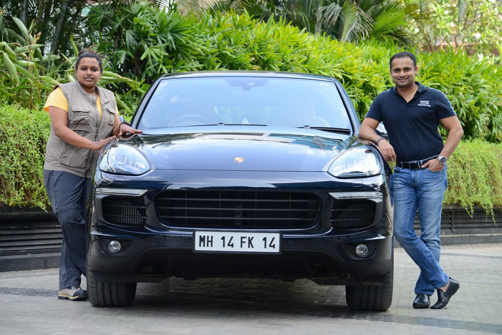 Porsche India partners with Women Beyond Boundaries (1)