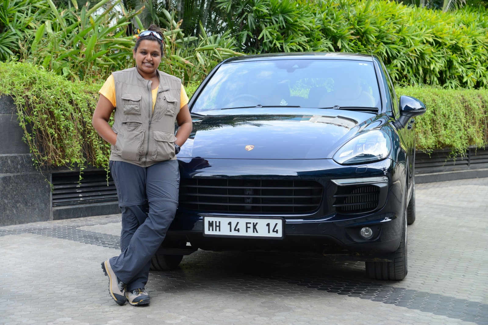 Porsche India partners with Women Beyond Boundaries (2)