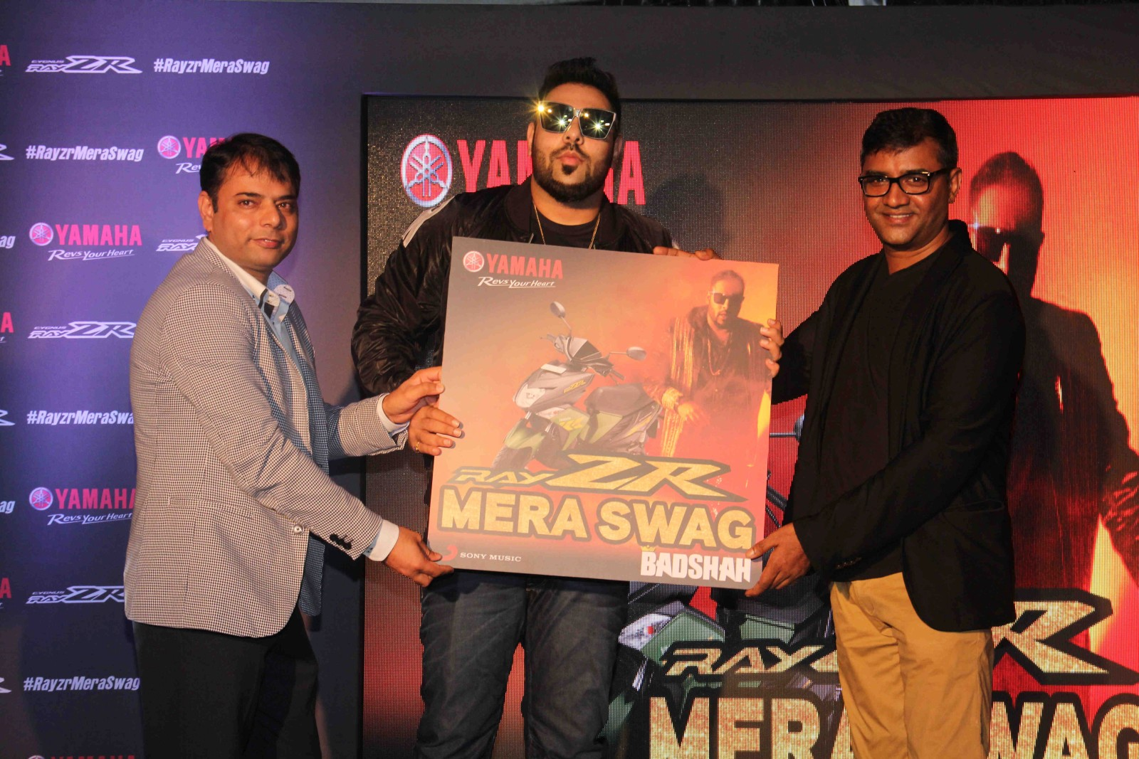 Rapper Badshah to compose a theme song for Yamaha Cygnus Ray-ZR - 1