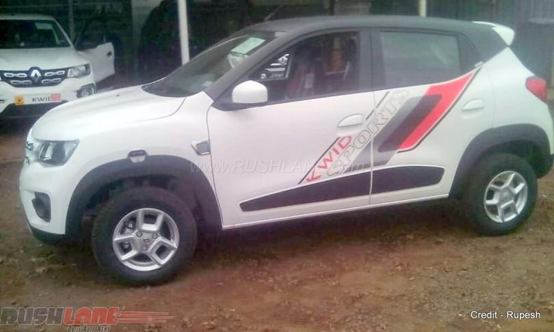 Renault Kwid Sports (6)