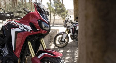 Riding Morocco - Honda Africa Twin - 2