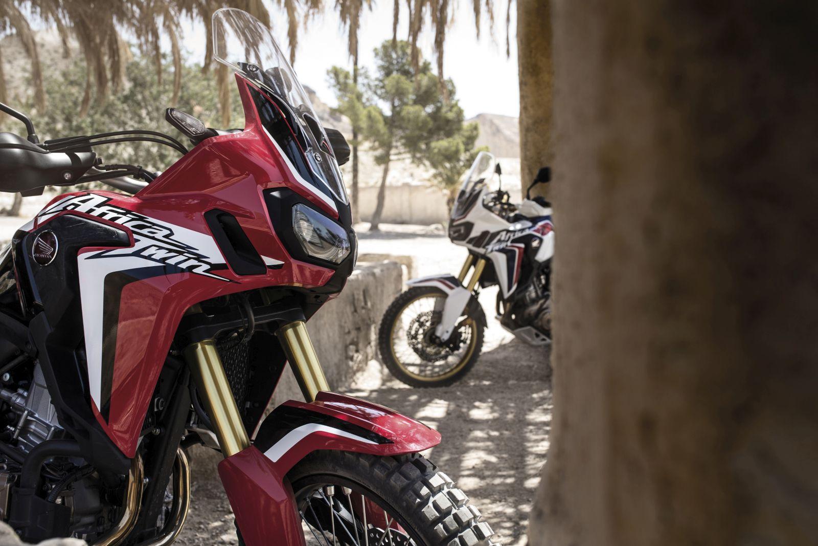 Riding Morocco - Honda Africa Twin - 2