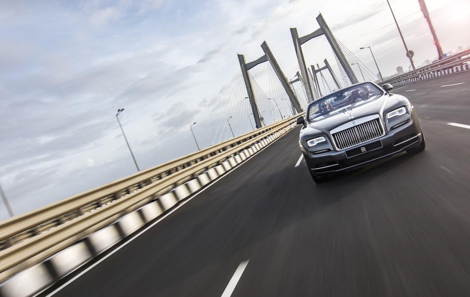 Rolls-Royce Dawn India Launch - Stock Images (4)