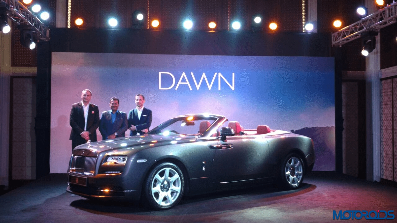 Rolls-Royce Dawn Launch Event (15)
