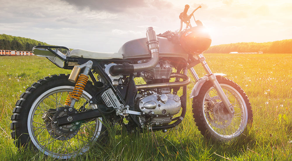 Royal Enfield Dirty Duck - 6