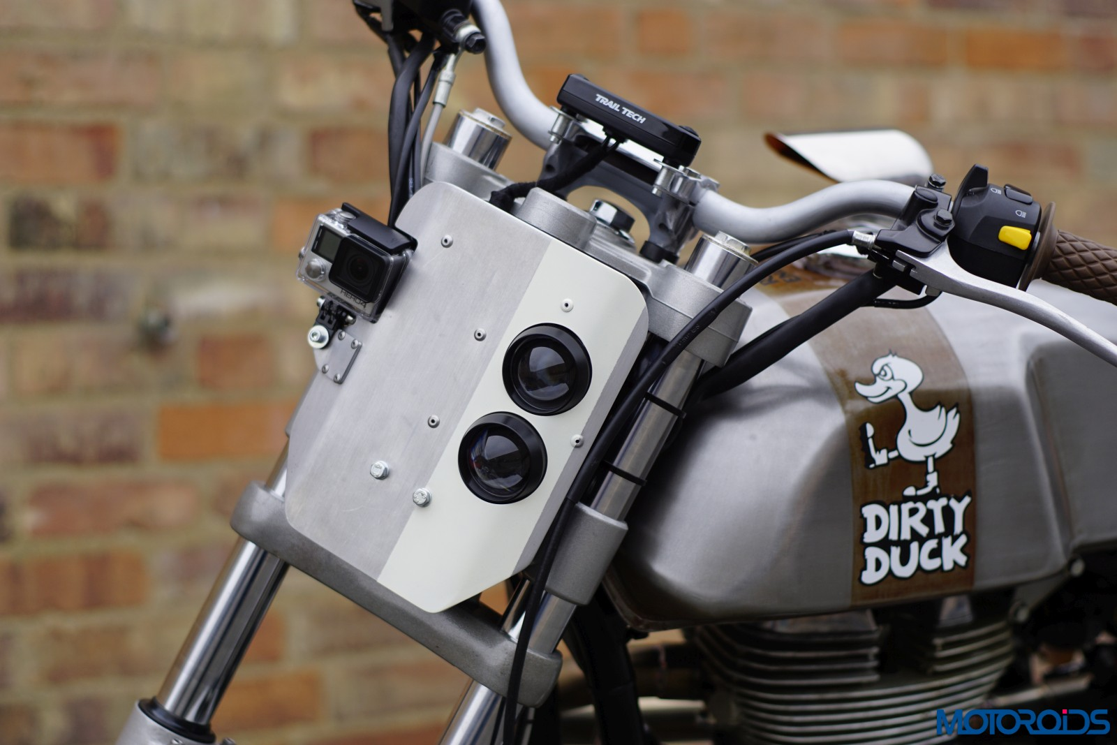 Royal Enfield Dirty Duck - WW Customs (1)