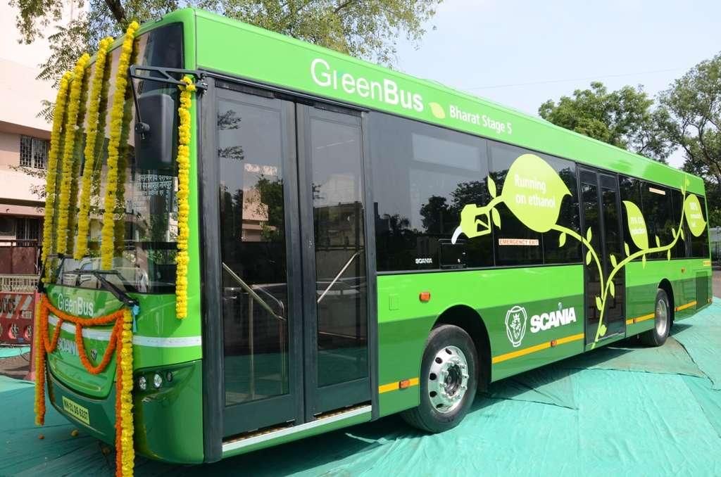 Scania Ethanol Bus