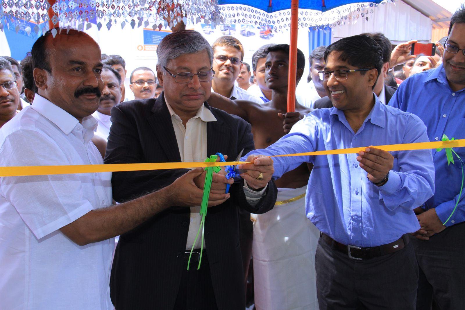 Tata Motors and Vetri Motors open new 3S commercial vehicle facility in Madurai (3)