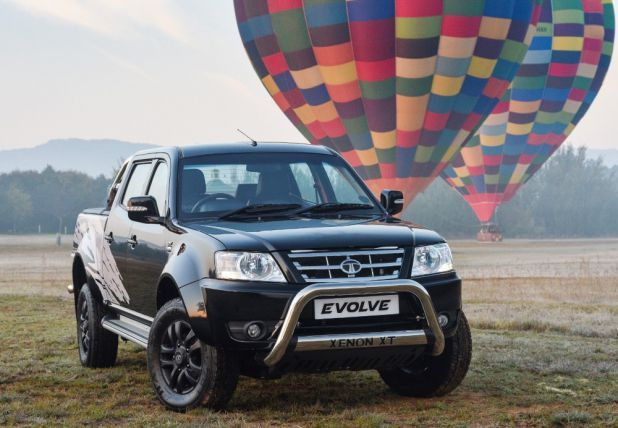 Tata Xenon Evolve Limited edition South Africa (1)