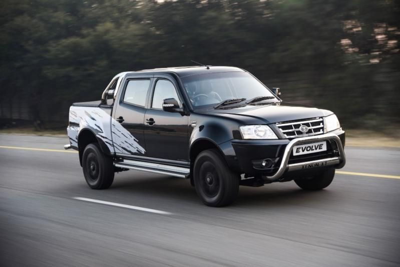 Tata Xenon Evolve Limited edition South Africa (2)