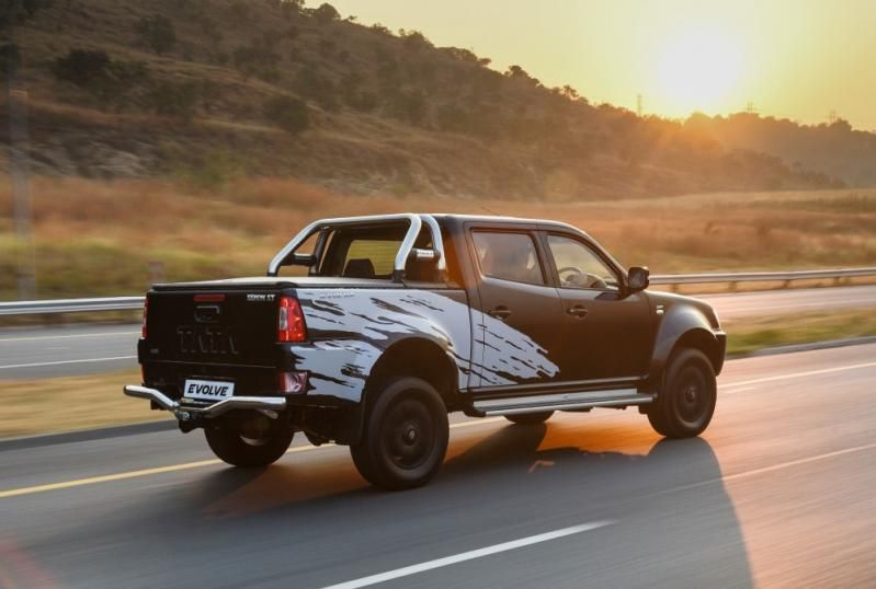 Tata Xenon Evolve Limited edition South Africa (3)