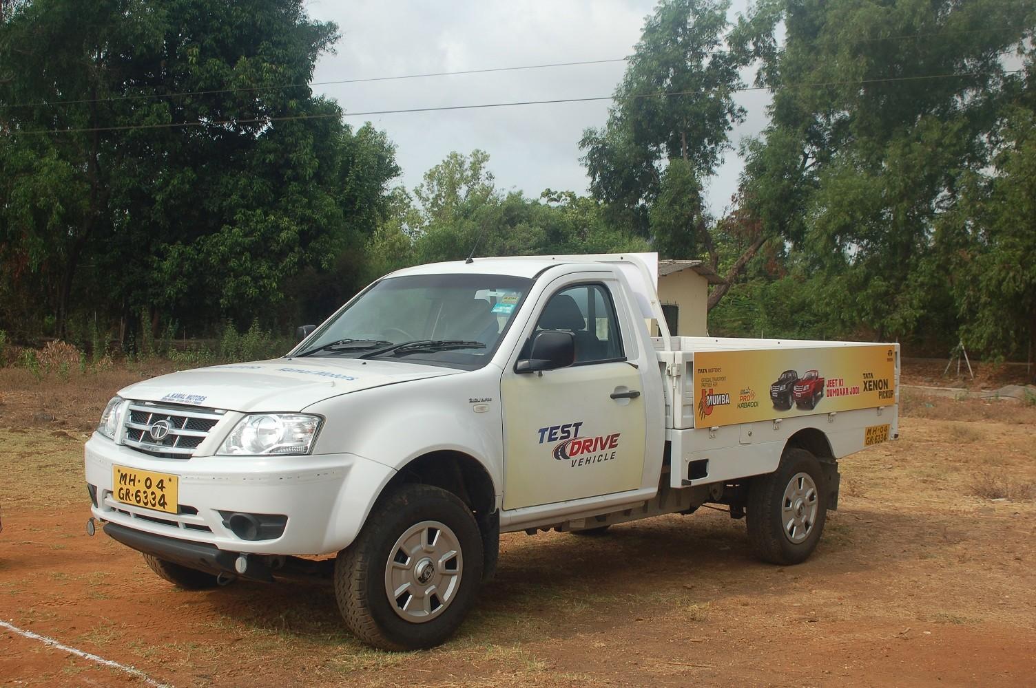 Tata Xenon - U-Mumba Pro Kabaddi team (1)